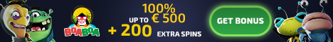 BoaBoa Casino €500 Welcome Bonus + 200 Free Spins