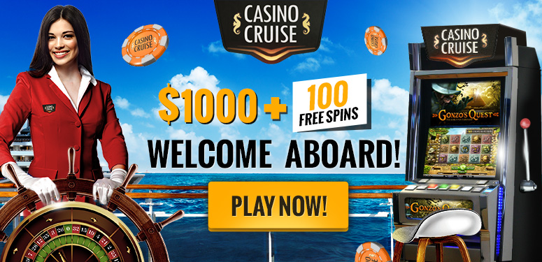 CasinoCruise.com Welcome Offer English USD