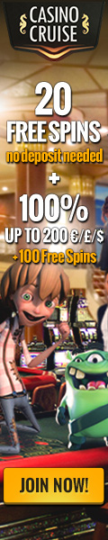 Exclusive 20 Free Spins