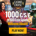 CasinoCruise.com Welcome Package 1000 + 100 FS ENG ALL