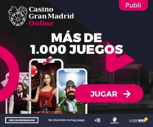 www.CasinoGranMadridOnline.es - Ζωντανά στοιχήματα ρουλέτας και αθλητισμού
