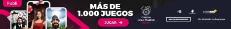 ¡Regístrate en Casino Gran Madrid Online!