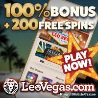 LeoVegas.com - Het mobiele casino van Nederland