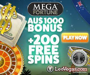 Leo Vegas No Deposit Bonus