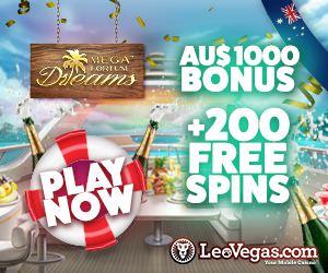 Pokies Games at Leo Vegas