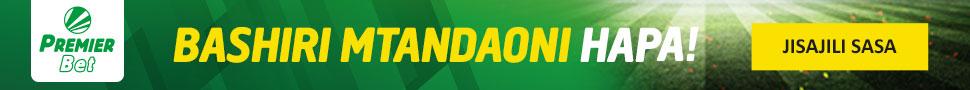 Sports Welcome bonus Premier Bet Tanzania