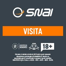 SNAI Sala Slot e giochi a distanza