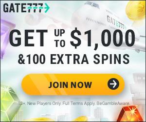 Bónus do Gate 777 Casino